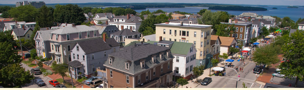 Downtown Multi-units in Portland Maine